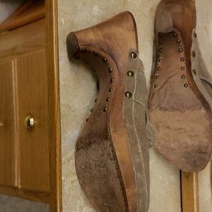 MICHAEL Michael Kors Shoes - Michael Kors mules clogs slip on